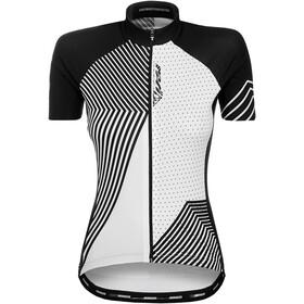 Red Cycling Products Mountain Maglietta a Maniche Corte Donna, bianco/nero